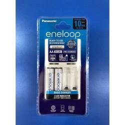 Panasonic Eneloop Battery Charger with 2 AA 2000mAh