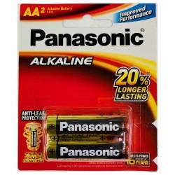 Panasonic Alkaline AA Battery (LR6)