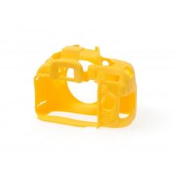 easyCover Armor Protective Skin for Nikon D5200 (Yellow) ->Bump Protection!