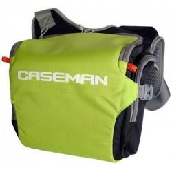 Caseman Waterproof Camera Bag , Nylon , Green
