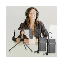 BOYA BY-WM4 PRO-K4 2.4G Wireless Microphone System